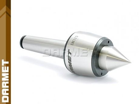 Kieł tokarski obrotowy do małych obciążeń - Morse 5 (DM315) DARMET