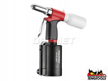 Pneumatic Riveter Air Rivet Gun ⌀5,0 mm max rivet size - TENG TOOLS (ARRG80)