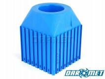 Toolholder stand for SK40 shank toolholders | ISO40 , DIN40 , BT40 | Color: blue (2017)