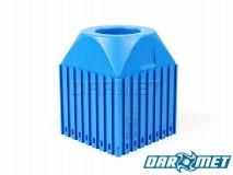 Toolholder stand for MT5 Morse taper shank toolholders | Color: blue (2040)