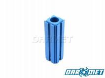 Toolholder stand for MT1 Morse taper shank toolholders | Color: blue (2013)