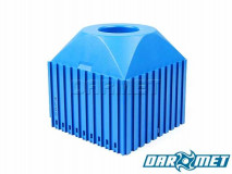 Toolholder stand for VDI40 handle toolholders | Color: blue (2074)