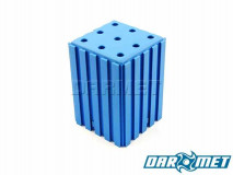 Tool stand for 4 mm cylindrical shank tools | Color: blue (2001)