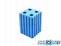 Tool stand for 10 mm cylindrical shank tools | Color: blue (2005)