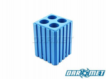 Tool stand for 16 mm cylindrical shank tools | Color: blue (2008)