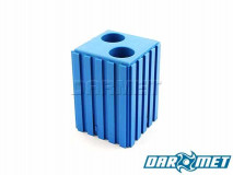 Tool stand for 18 mm cylindrical shank tools | Color: blue (2009)