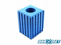 Tool stand for 25 mm cylindrical shank tools | Color: blue (2011)