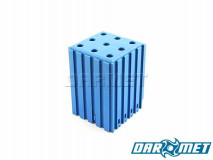 Tool stand for 5 mm cylindrical shank tools | Color: blue (2002)