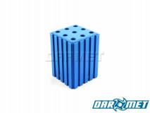 Tool stand for 6 mm cylindrical shank tools | Color: blue (2003)