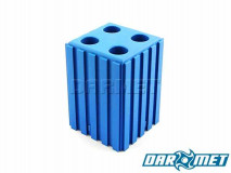 Tool stand for 12 mm cylindrical shank tools | Color: blue (2006)