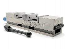 Double-Action Machine Vise 160MM FPQD100/76