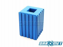 Turning tool stand for 20x20 mm shank turning tools and toolholders | Color: blue (2310)