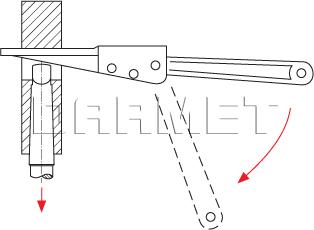 Semi-automatic Drill Drift