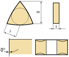 Indexable insert